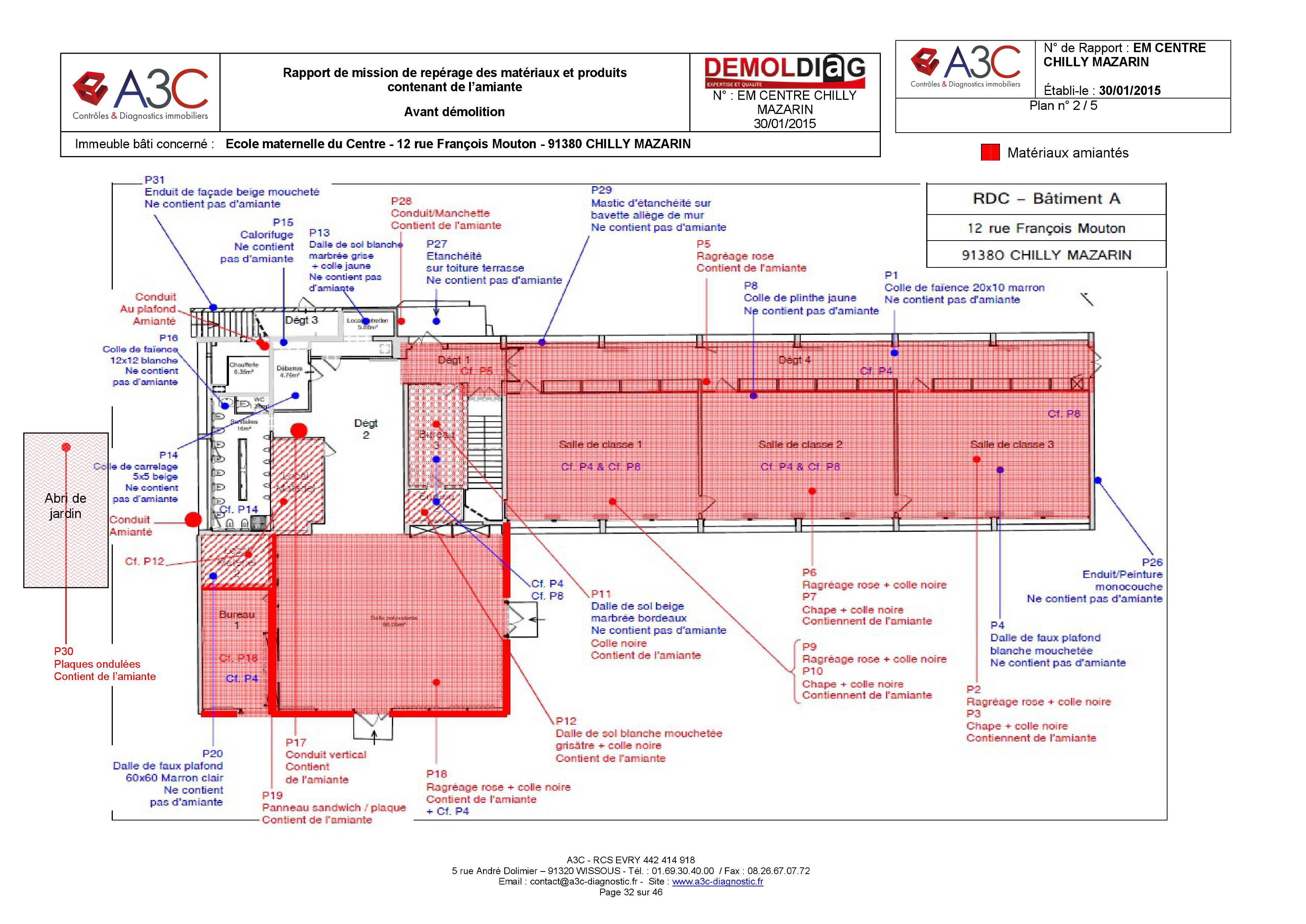 diagnostic amiante paris 75000 a3c. Black Bedroom Furniture Sets. Home Design Ideas